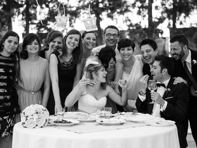 Il matrimonio di Sandro e Imma a Grottaglie, Taranto 37