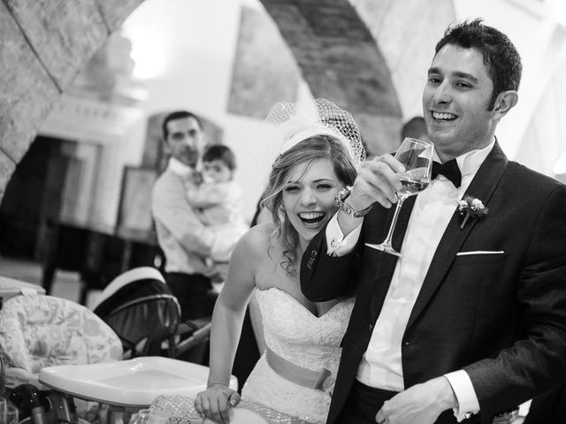Il matrimonio di Sandro e Imma a Grottaglie, Taranto 39