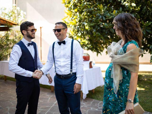 Il matrimonio di Ennio e Linda a Santo Stino di Livenza, Venezia 36