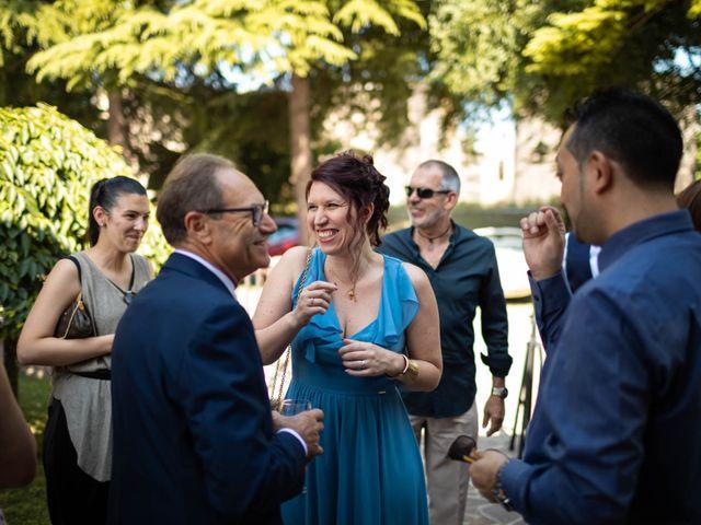 Il matrimonio di Ennio e Linda a Santo Stino di Livenza, Venezia 42