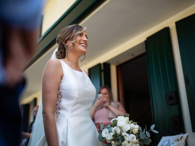 Il matrimonio di Ennio e Linda a Santo Stino di Livenza, Venezia 77
