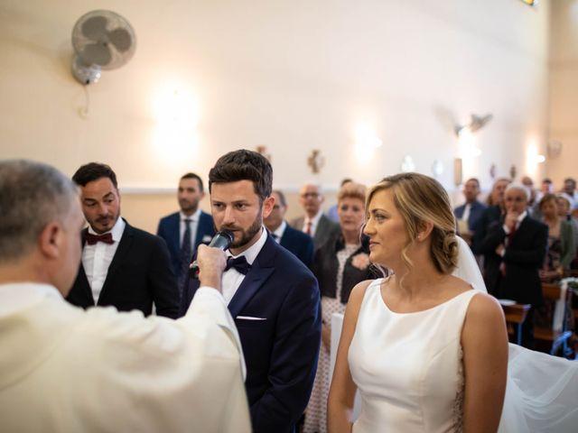 Il matrimonio di Ennio e Linda a Santo Stino di Livenza, Venezia 98