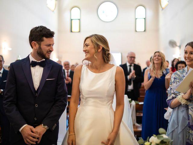 Il matrimonio di Ennio e Linda a Santo Stino di Livenza, Venezia 106