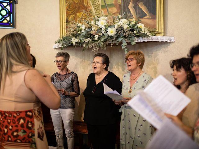 Il matrimonio di Ennio e Linda a Santo Stino di Livenza, Venezia 109
