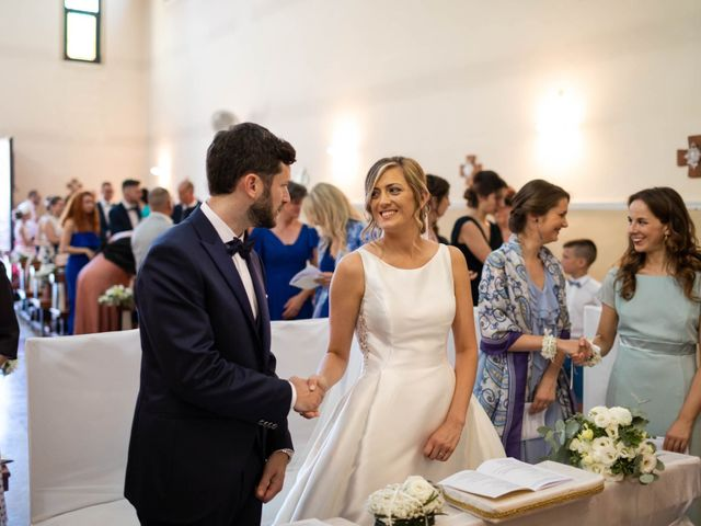 Il matrimonio di Ennio e Linda a Santo Stino di Livenza, Venezia 111