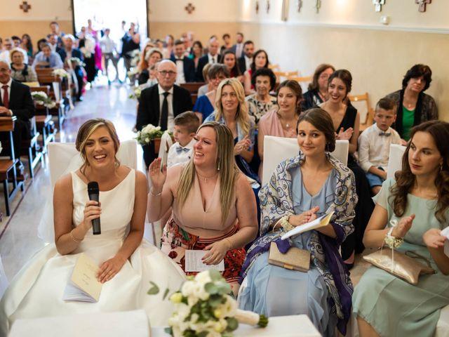 Il matrimonio di Ennio e Linda a Santo Stino di Livenza, Venezia 115