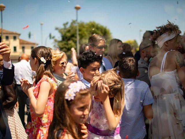 Il matrimonio di Ennio e Linda a Santo Stino di Livenza, Venezia 122