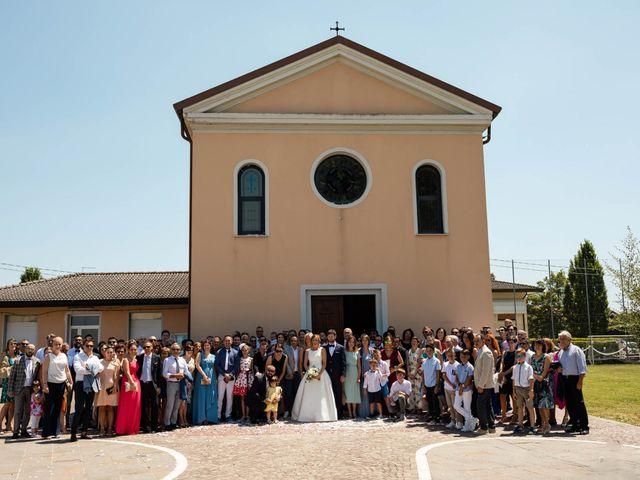 Il matrimonio di Ennio e Linda a Santo Stino di Livenza, Venezia 126
