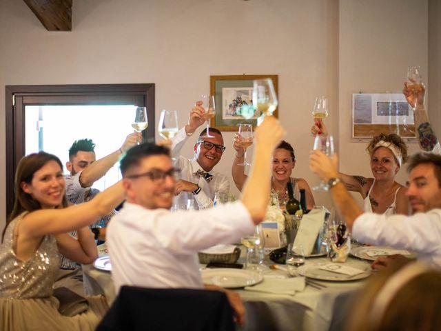 Il matrimonio di Ennio e Linda a Santo Stino di Livenza, Venezia 157