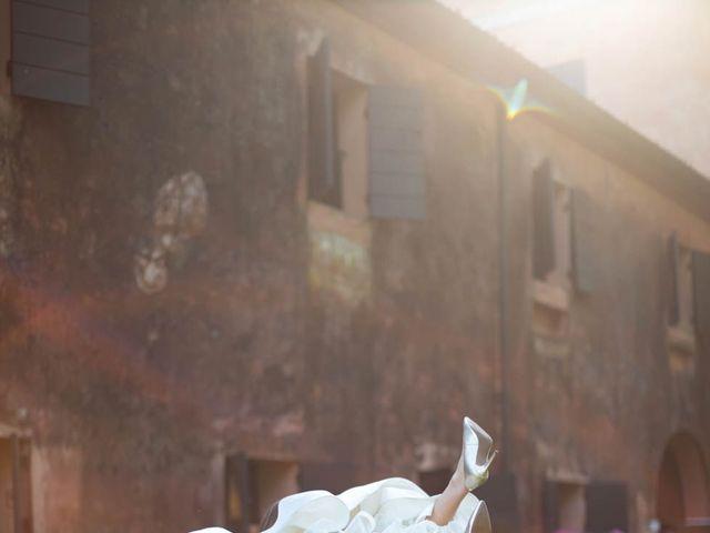 Il matrimonio di Ennio e Linda a Santo Stino di Livenza, Venezia 172
