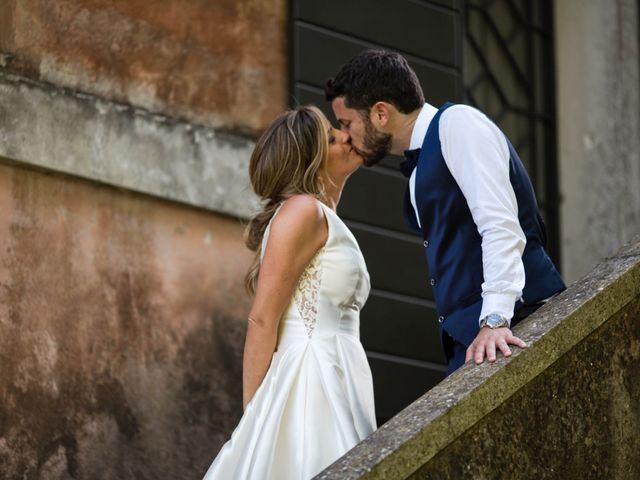 Il matrimonio di Ennio e Linda a Santo Stino di Livenza, Venezia 174