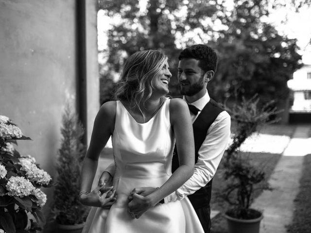 Il matrimonio di Ennio e Linda a Santo Stino di Livenza, Venezia 1