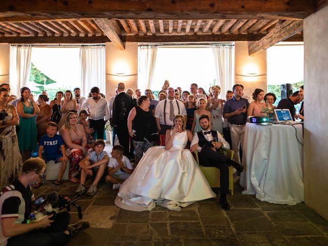 Il matrimonio di Ennio e Linda a Santo Stino di Livenza, Venezia 193