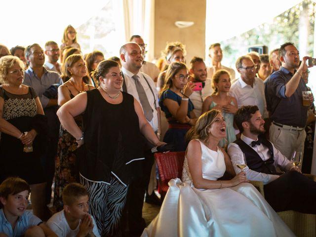 Il matrimonio di Ennio e Linda a Santo Stino di Livenza, Venezia 206