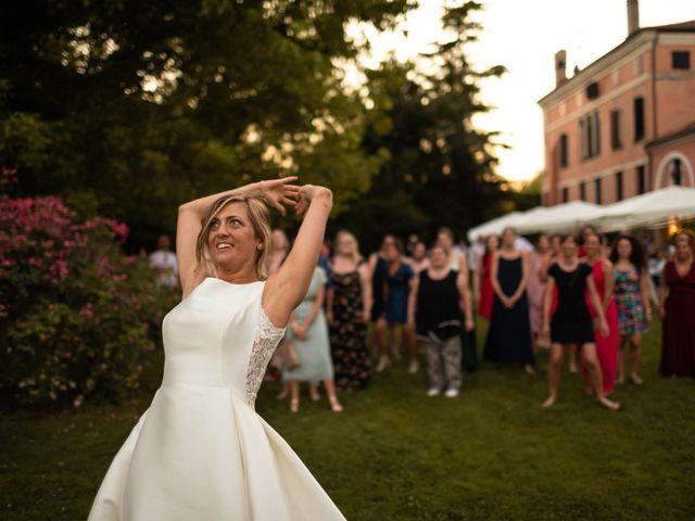 Il matrimonio di Ennio e Linda a Santo Stino di Livenza, Venezia 223