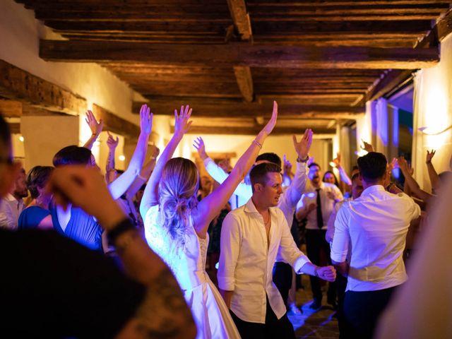 Il matrimonio di Ennio e Linda a Santo Stino di Livenza, Venezia 239