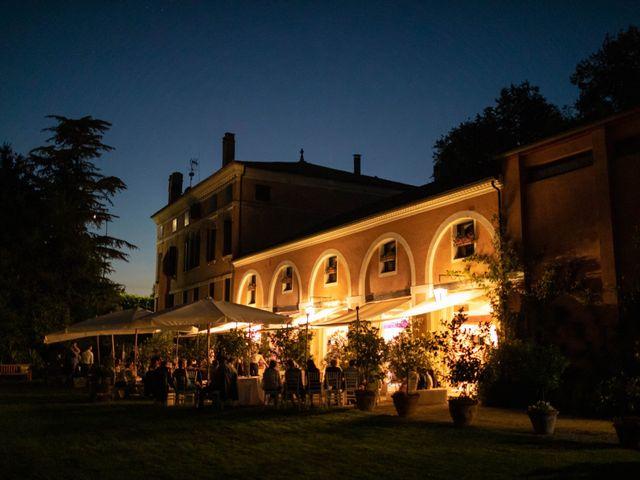 Il matrimonio di Ennio e Linda a Santo Stino di Livenza, Venezia 240