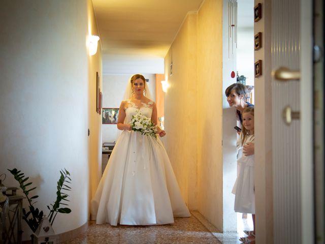 Il matrimonio di Davide e Desirée a Tombolo, Padova 17