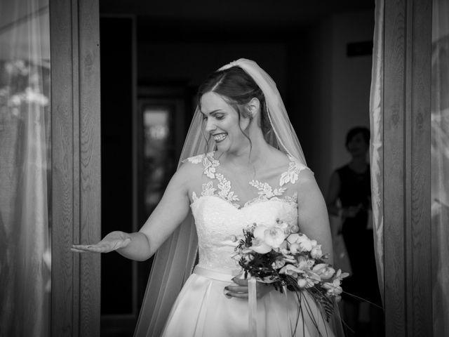 Il matrimonio di Davide e Desirée a Tombolo, Padova 19