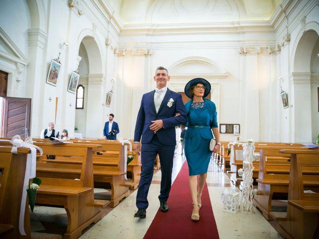 Il matrimonio di Davide e Desirée a Tombolo, Padova 22