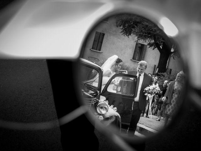 Il matrimonio di Davide e Desirée a Tombolo, Padova 24