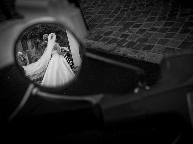 Il matrimonio di Davide e Desirée a Tombolo, Padova 25