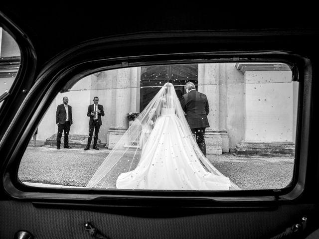 Il matrimonio di Davide e Desirée a Tombolo, Padova 26