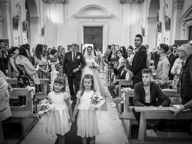 Il matrimonio di Davide e Desirée a Tombolo, Padova 27