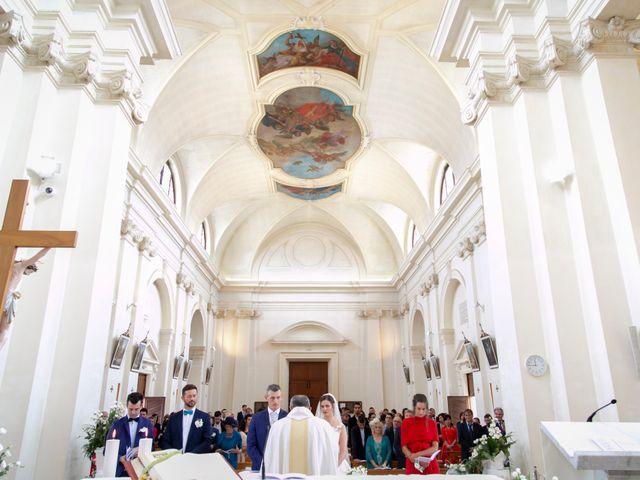 Il matrimonio di Davide e Desirée a Tombolo, Padova 29