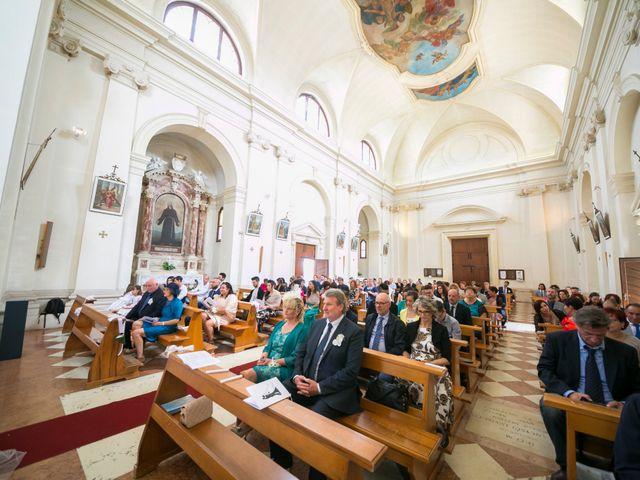 Il matrimonio di Davide e Desirée a Tombolo, Padova 30