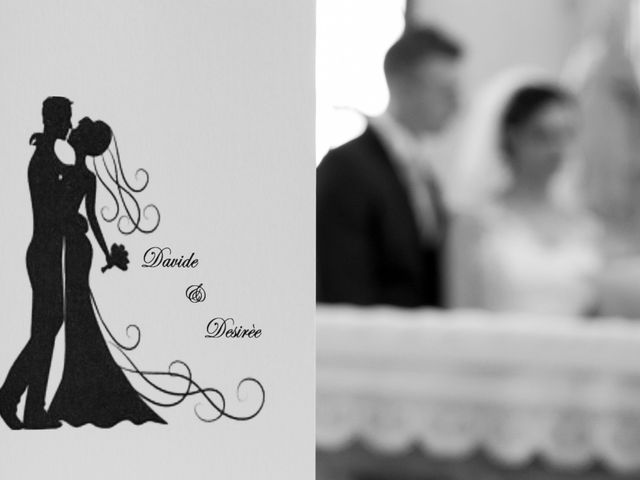 Il matrimonio di Davide e Desirée a Tombolo, Padova 31