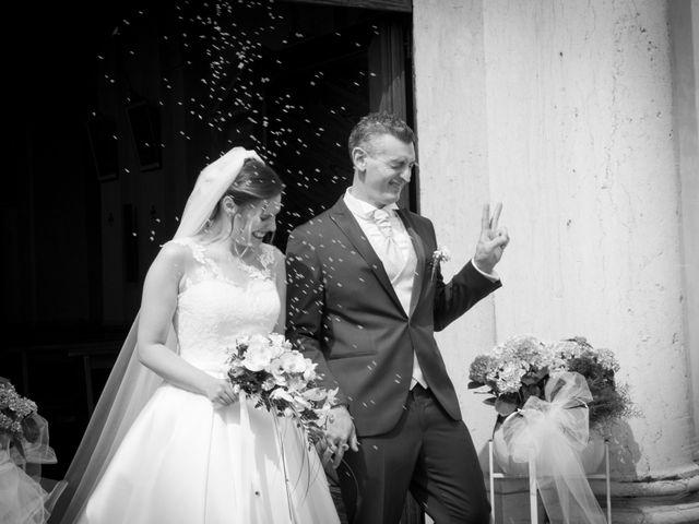Il matrimonio di Davide e Desirée a Tombolo, Padova 35