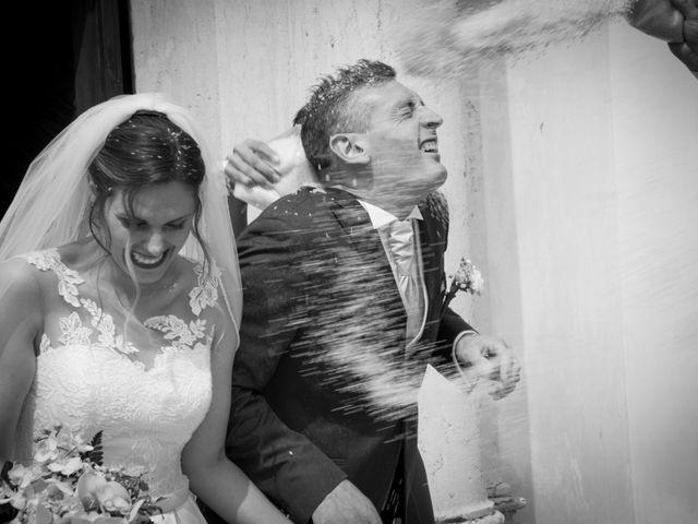 Il matrimonio di Davide e Desirée a Tombolo, Padova 36