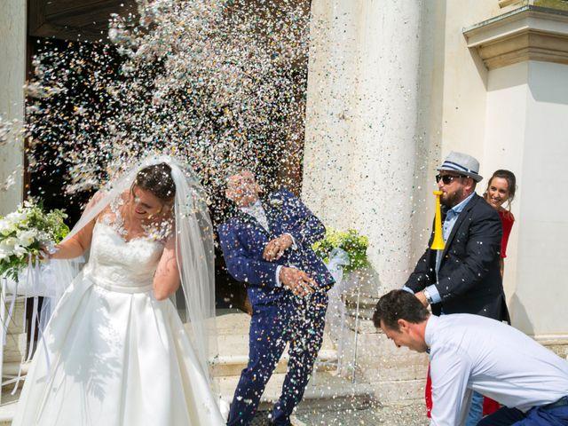 Il matrimonio di Davide e Desirée a Tombolo, Padova 37