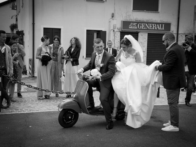 Il matrimonio di Davide e Desirée a Tombolo, Padova 38