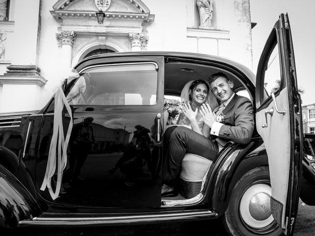 Il matrimonio di Davide e Desirée a Tombolo, Padova 39