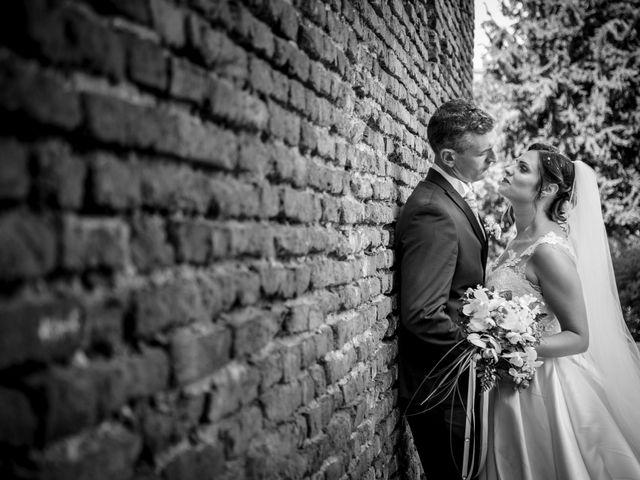 Il matrimonio di Davide e Desirée a Tombolo, Padova 41