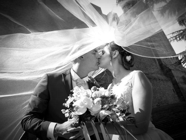 Il matrimonio di Davide e Desirée a Tombolo, Padova 1