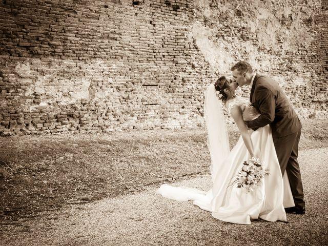 Il matrimonio di Davide e Desirée a Tombolo, Padova 42