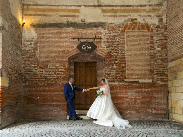Il matrimonio di Davide e Desirée a Tombolo, Padova 43
