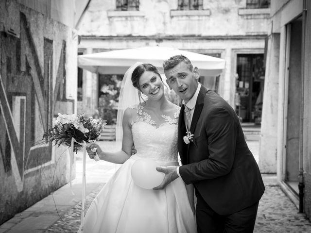 Il matrimonio di Davide e Desirée a Tombolo, Padova 45