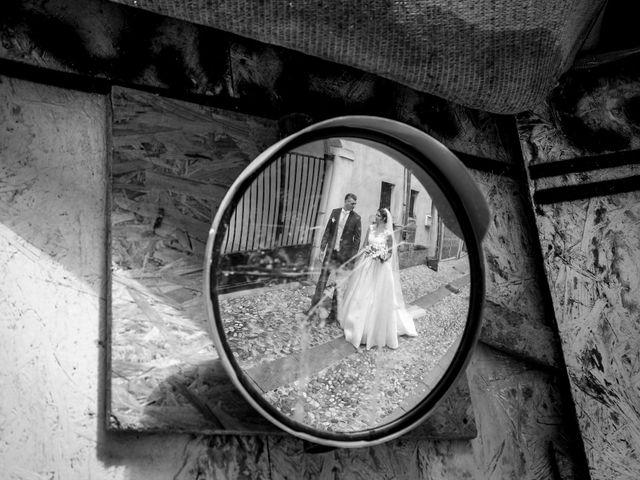 Il matrimonio di Davide e Desirée a Tombolo, Padova 46