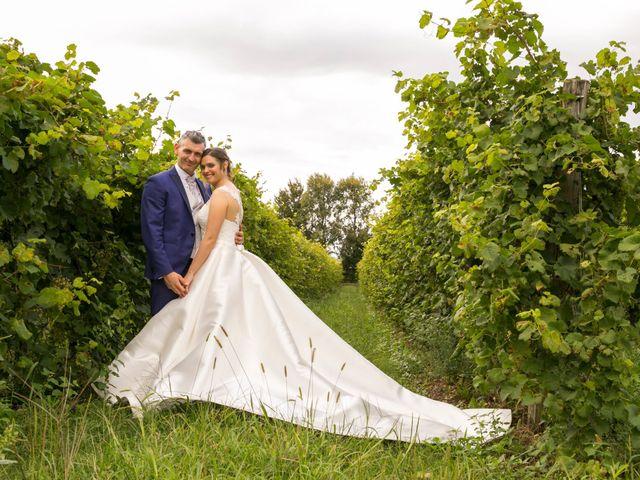 Il matrimonio di Davide e Desirée a Tombolo, Padova 50