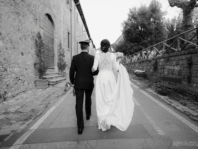 Le nozze di Jennifer e Sandro