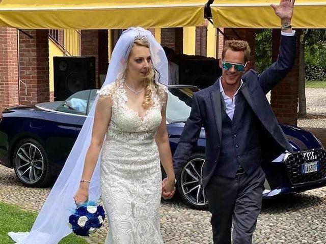 Il matrimonio di Fabio e Claudia  a Gravellona Lomellina, Pavia 4