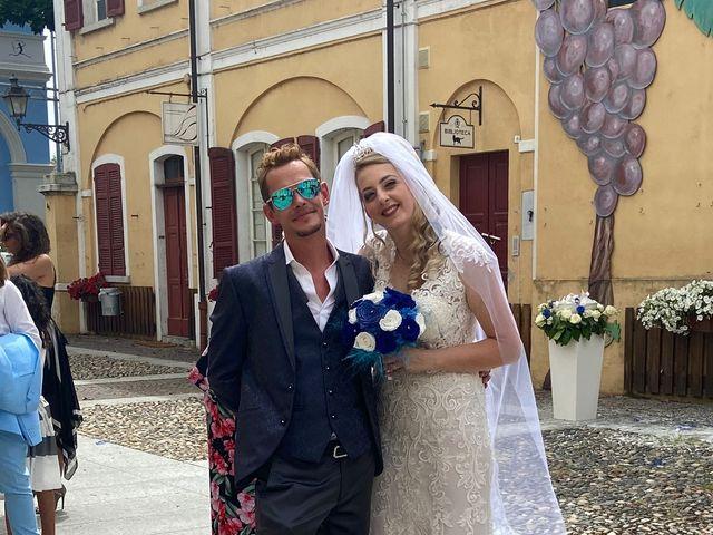 Il matrimonio di Fabio e Claudia  a Gravellona Lomellina, Pavia 6