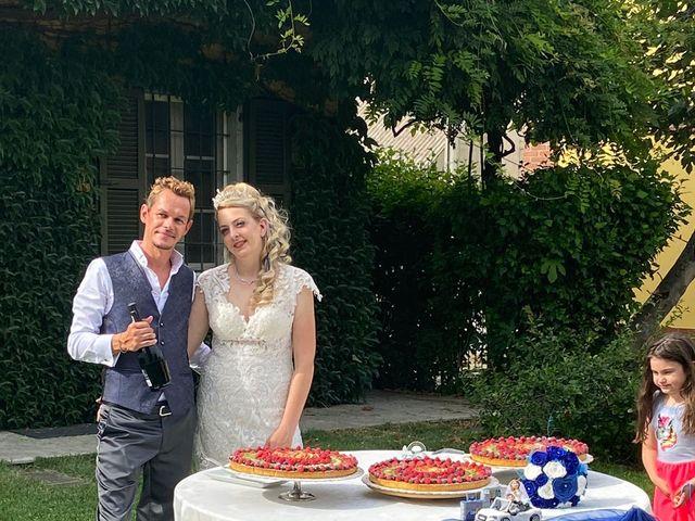 Il matrimonio di Fabio e Claudia  a Gravellona Lomellina, Pavia 9