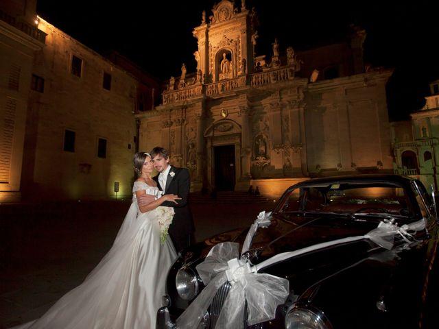 Il matrimonio di Antonio e Eliana a Campi Salentina, Lecce 43