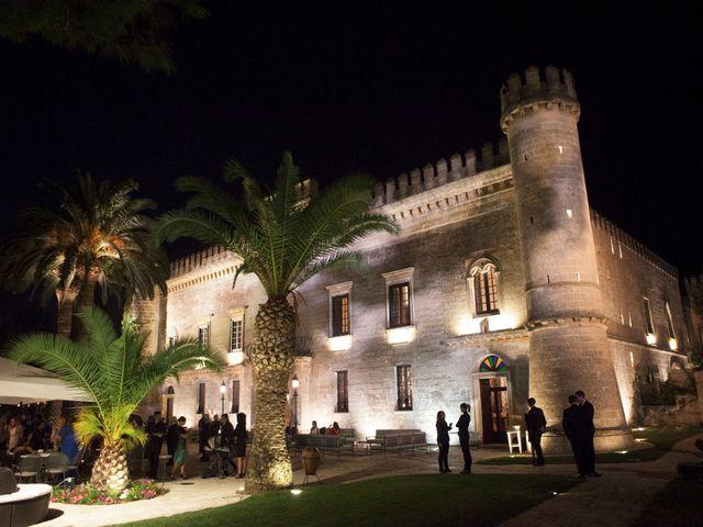 Il matrimonio di Antonio e Eliana a Campi Salentina, Lecce 45