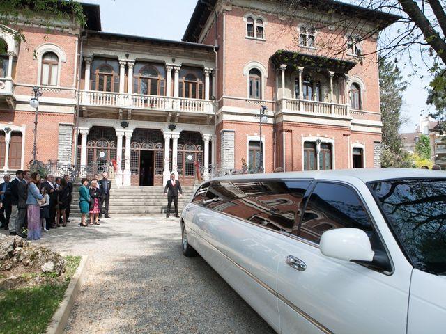 Il matrimonio di Fabio e Claudia a Busto Arsizio, Varese 3